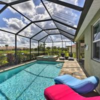 Sunny Ft Myers Abode with Community Amenities!
