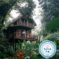 Our Jungle Camp - Eco Resort SHA Certified, hotel in Khao Sok National Park