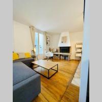 Magnifique appartement à Montmartre