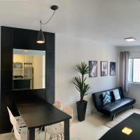 1103- Apartamento 1 Quarto, todo decorado e completo com utensilios. Ótima localização no Bigorrilho