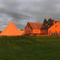 Marsh Farm Hall, Lancashire