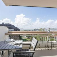 Bright studio with terrace and view on the port in La Rochelle - Welkeys