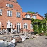 Sauntehus Castle Hotel, hotel in Hornbæk