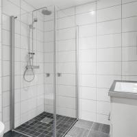 Totally independent apartment near NTNU,Lerkendal and Center, hotel in Trondheim