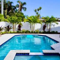 Private, Quiet Pool House Perfect for Relaxing, hotel in Fort Lauderdale