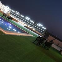 Rose, hotel perto de Aeroporto Internacional Rainha Alia - AMM, Zuwayzā