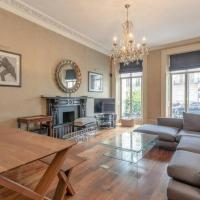 Ideal work from home South Ken family location