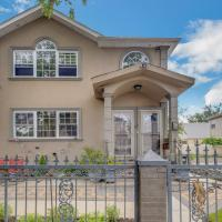 Modern Cozy 3BR Home Just 10 mins From JFK! residence, hotel in Jamaica