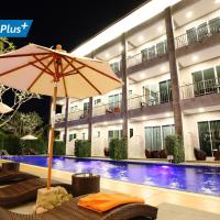 The Malika Hotel - SHA Plus, hotel in Phuket Town