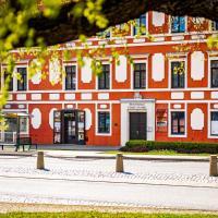 Hotel Baltaci Starý Zámek, hôtel à Napajedla