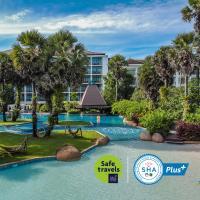 Naithonburi Beach Resort - SHA Plus, отель в городе Найтон-Бич