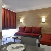 Appartement Plagne Bellecôte, 2 pièces, 5 personnes - FR-1-181-956, hotel in Plagne Bellecote