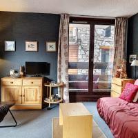 Appartement Val-d'Isère, 1 pièce, 3 personnes - FR-1-518-23