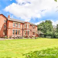 Large Victorian 7 Bed house in Cheshire