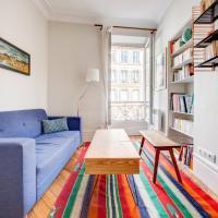 Charmant appartement dans le Marais