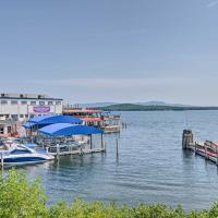 Historic Lakefront Home Walk to Weirs Beach!, hotel in Laconia