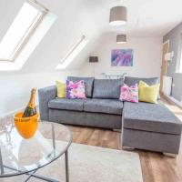 Bright 1 Bedroom apartment with balcony, hotel in Oxford