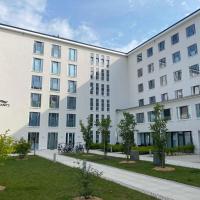 Strandresidenz Appartement Strandläufer J41, Hotel in der Nähe vom Flughafen Leipzig/Halle - LEJ, Schkeuditz