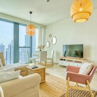 Boho-Chic Cosy 1BDR Apartment in Downtown Dubai