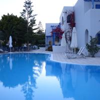 Hippocampus Hotel, hotel a Kamari