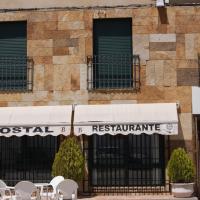 Hostal Restaurante Bustos, hotel en Villarrubio
