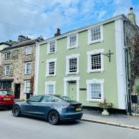 The Meeting House – Atmospheric 16th-century townhouse, hotel in Ashburton
