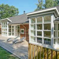 Four-Bedroom Holiday home in Hasle 4