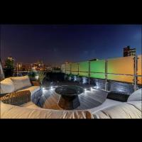 Swan Street Townhouse Hot Tub & Roof Terrace