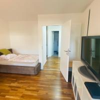 City-Apartment, Hotel in der Nähe vom Flughafen Memmingen - FMM, Memmingen