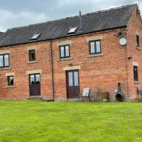 Immaculate 3-Bed Barn in Ashbourne