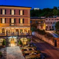 Albergo Al Sole, hotell i Asolo
