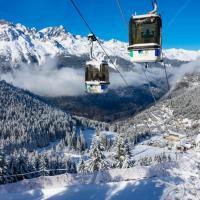 Les pistes 2, Duplex 6 personnes ski au pied