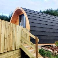 The Pod at Hollingwell House - Glamping NC500 Edderton