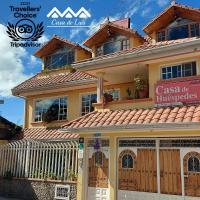 Casa de Luis By Rotamundos, hotel em Otavalo