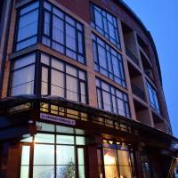 Клуб Отель Яр, отель в Оренбурге