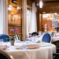 Hotel - Restaurant Le Cerf & Spa, hotel v destinaci Marlenheim