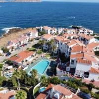 Apartamentos El Bergantin Menorca Club, hotel in Fornells