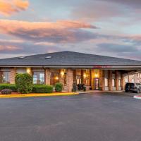 Rodeway Inn Coopersville, hotel in Coopersville