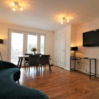 The McGregor Glasgow, 5 Bed townhouse with driveway -Just Added