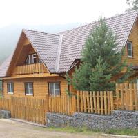 Forest trail, hotel in Listvyanka