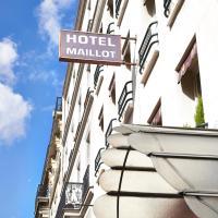 Hotel Maillot, hôtel à Neuilly-sur-Seine