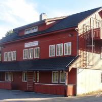 Five-Bedroom Holiday home in Dirdal