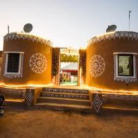 Desert Retreat Camp, hotel in Sām