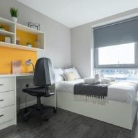 Incredible Ensuite Rooms - Middle of Liverpool