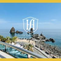 Grand Hotel Faraglioni, hotell i Aci Trezza