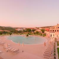 Capofrascaresort, hotell i Sant' Antonio di Santadi