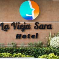 HOTEL LA VIEJA SARA RIOHACHA, hotel in Ríohacha