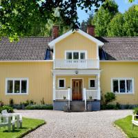 Eden's Garden Cottages, hotell i Svanå
