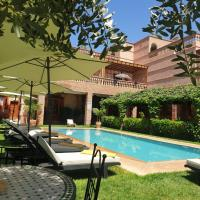 Les Terrasses du Lac Marrakech, hotel in Lalla Takerkoust