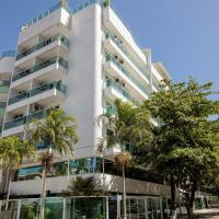 Angra Beach Hotel, hotel in Angra dos Reis